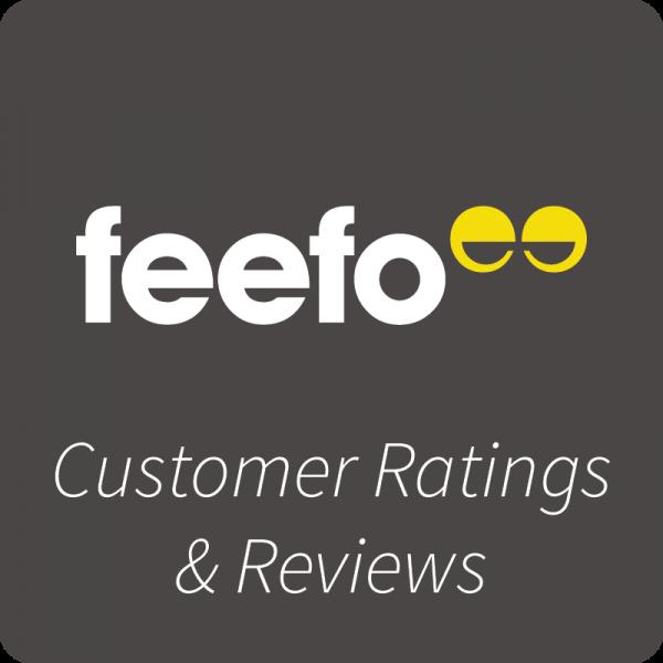 Feefo Ratings & Reviews