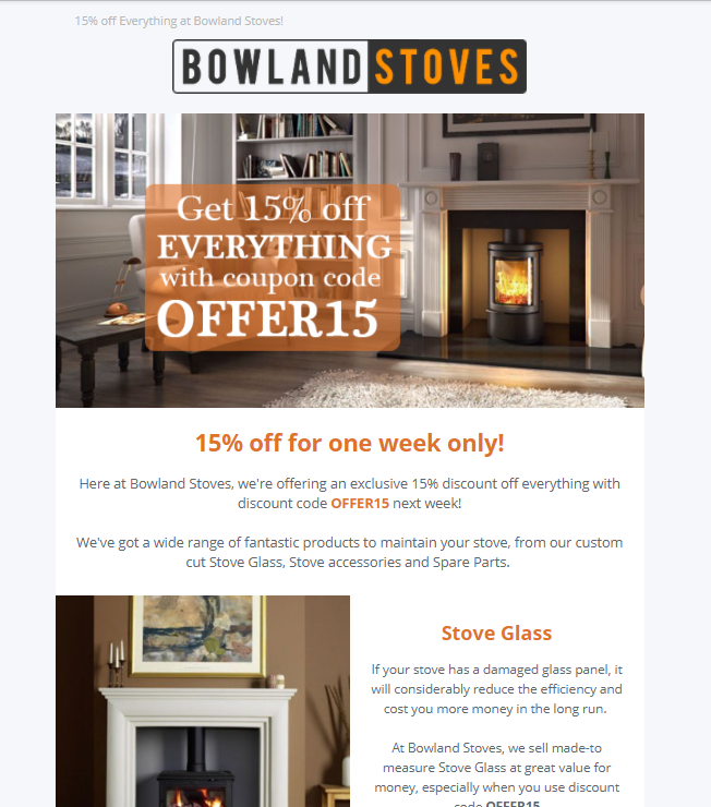 bowland stoves email