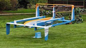 Amazon Prime Air delivery