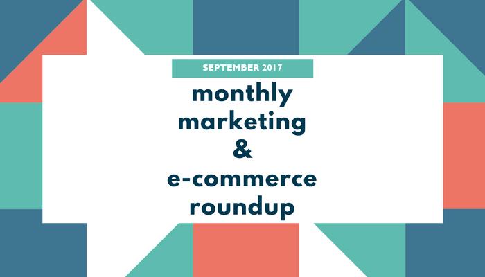 marketing roundup SEPT