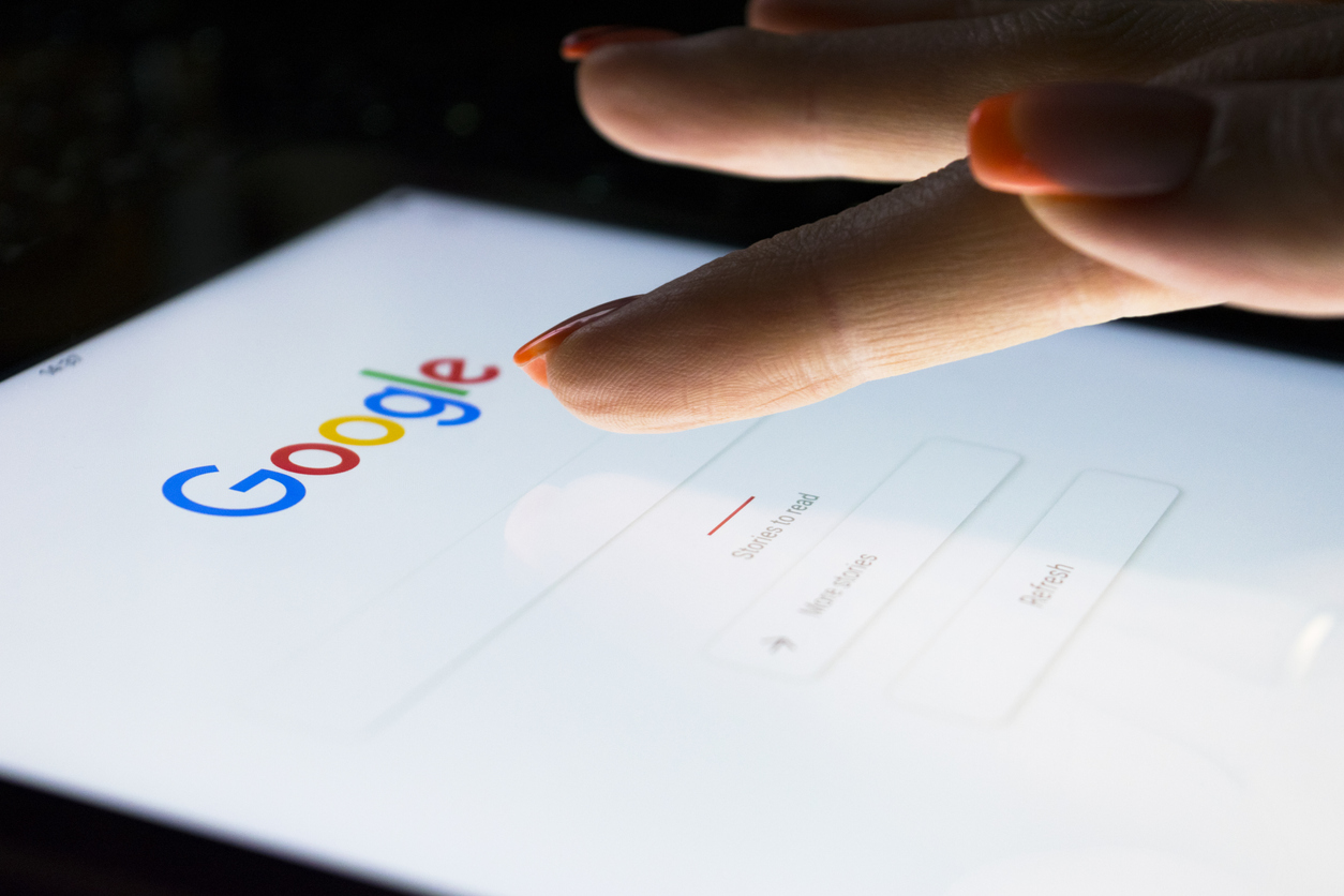 Optimising Google My Business